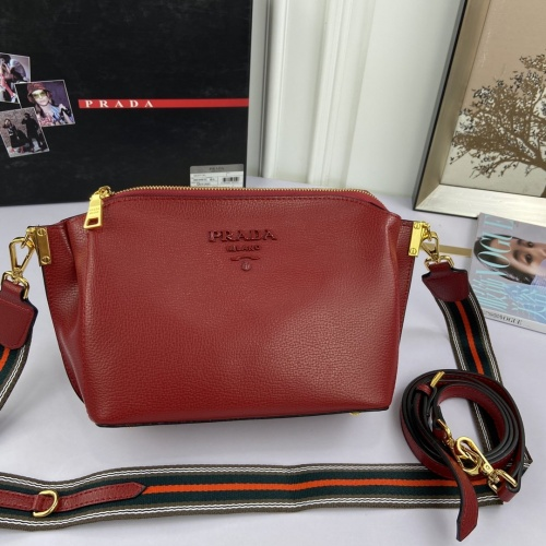 Prada AAA Quality Messeger Bags For Women #876980 $92.00 USD, Wholesale Replica Prada AAA Quality Messeger Bags