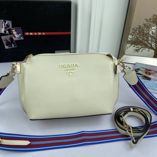 Prada AAA Quality Messeger Bags For Women #876981 $92.00 USD, Wholesale Replica Prada AAA Quality Messeger Bags