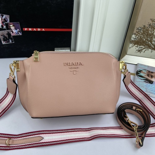 Prada AAA Quality Messeger Bags For Women #876982 $92.00 USD, Wholesale Replica Prada AAA Quality Messeger Bags