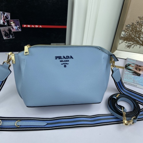 Prada AAA Quality Messeger Bags For Women #876983 $92.00 USD, Wholesale Replica Prada AAA Quality Messeger Bags