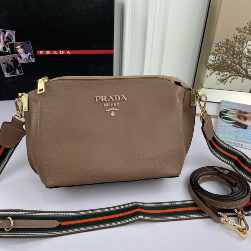 Prada AAA Quality Messeger Bags For Women #876986 $92.00 USD, Wholesale Replica Prada AAA Quality Messeger Bags
