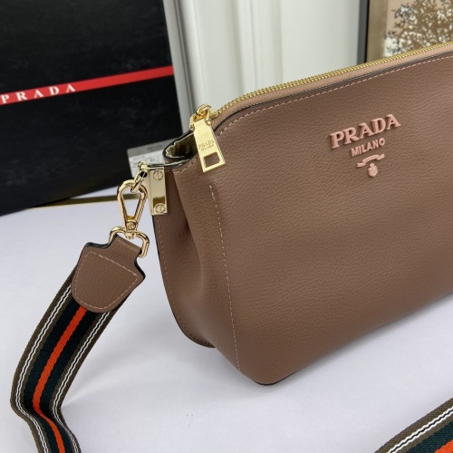 Replica Prada AAA Quality Messeger Bags For Women #876986 $92.00 USD for Wholesale