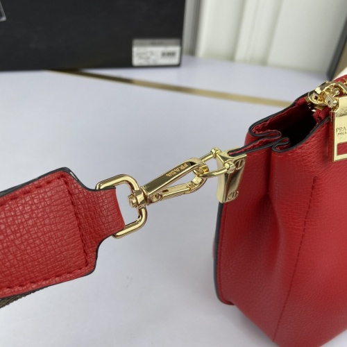 Replica Prada AAA Quality Messeger Bags For Women #876987 $92.00 USD for Wholesale