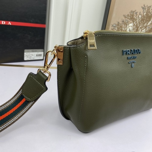 Replica Prada AAA Quality Messeger Bags For Women #876988 $92.00 USD for Wholesale