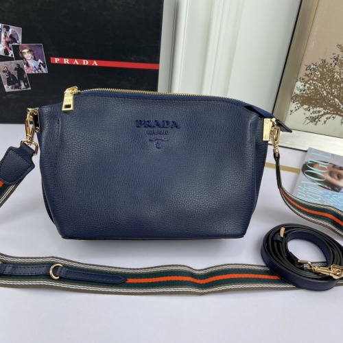 Prada AAA Quality Messeger Bags For Women #876989 $92.00 USD, Wholesale Replica Prada AAA Quality Messeger Bags