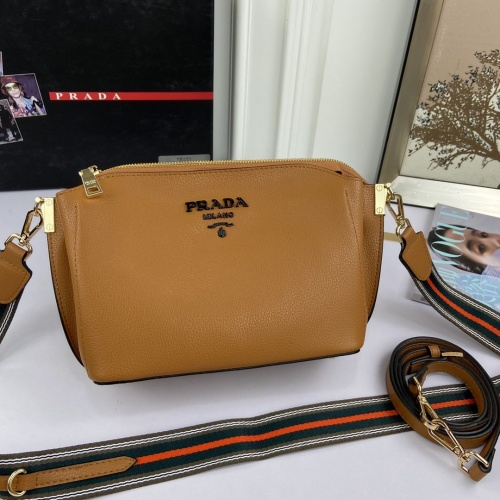 Prada AAA Quality Messeger Bags For Women #876990 $92.00 USD, Wholesale Replica Prada AAA Quality Messeger Bags