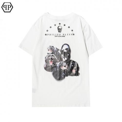 Philipp Plein PP T-Shirts Short Sleeved For Men #877082