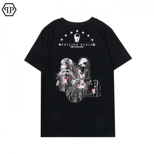 Philipp Plein PP T-Shirts Short Sleeved For Men #877083