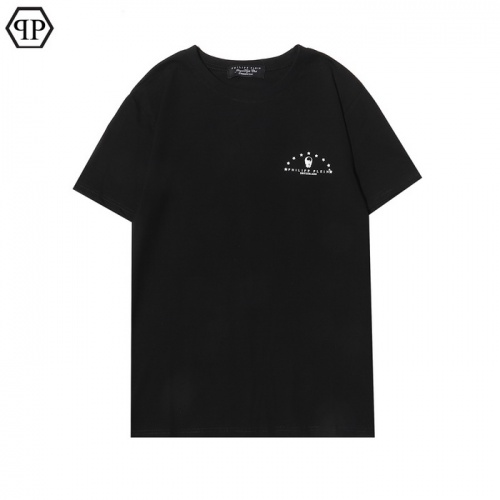 Replica Philipp Plein PP T-Shirts Short Sleeved For Men #877083 $27.00 USD for Wholesale