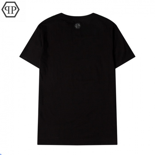 Replica Philipp Plein PP T-Shirts Short Sleeved For Men #877084 $27.00 USD for Wholesale