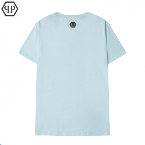 Replica Philipp Plein PP T-Shirts Short Sleeved For Men #877085 $27.00 USD for Wholesale