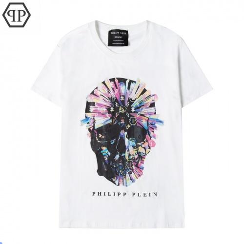 Philipp Plein PP T-Shirts Short Sleeved For Men #877086