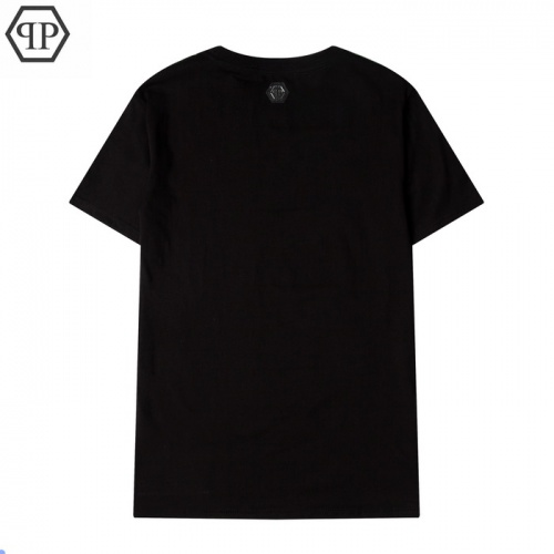 Replica Philipp Plein PP T-Shirts Short Sleeved For Men #877090 $29.00 USD for Wholesale