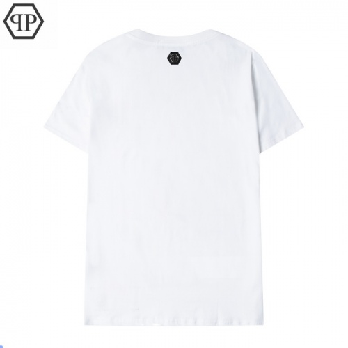 Replica Philipp Plein PP T-Shirts Short Sleeved For Men #877091 $29.00 USD for Wholesale