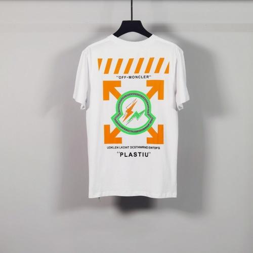 Off-White T-Shirts Short Sleeved For Men #877113