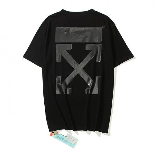 Off-White T-Shirts Short Sleeved For Men #877144