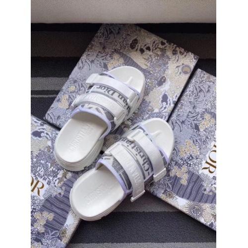 Christian Dior Slippers For Women #877154