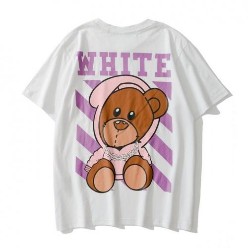 Off-White T-Shirts Short Sleeved For Men #877177