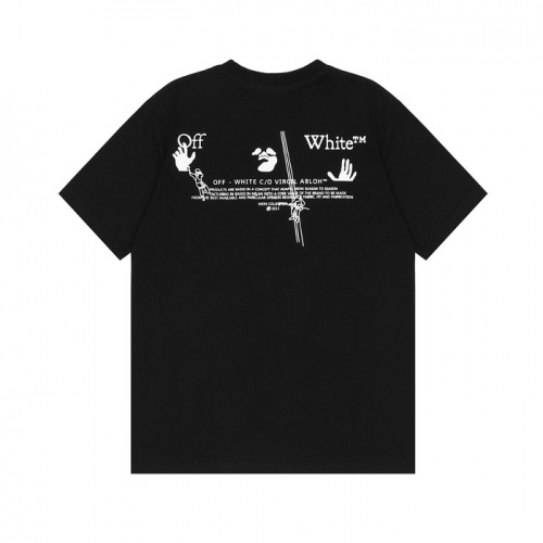 Off-White T-Shirts Short Sleeved For Men #877198