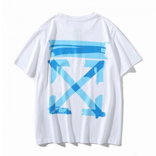 Off-White T-Shirts Short Sleeved For Men #877207