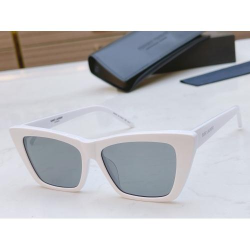 Yves Saint Laurent YSL AAA Quality Sunglassses #877263