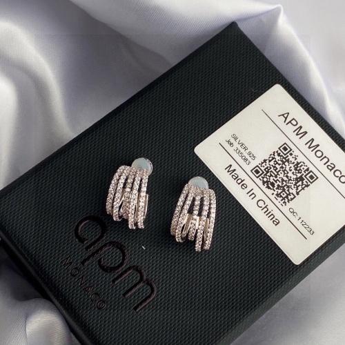 apm Monaco Earrings #877378