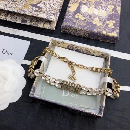 Christian Dior Necklace #877459 $45.00 USD, Wholesale Replica Christian Dior Necklace