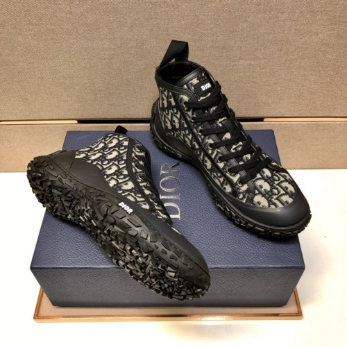 Christian Dior High Tops Shoes For Men #877464
