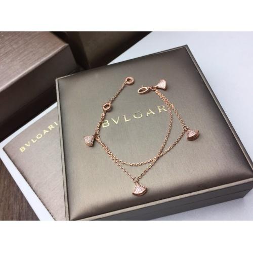 Bvlgari Bracelet #877478 $40.00 USD, Wholesale Replica Bvlgari Bracelet