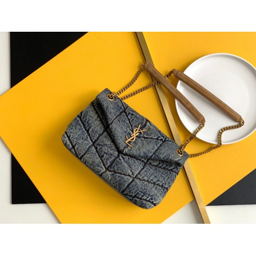 Yves Saint Laurent AAA Handbags For Women #877686