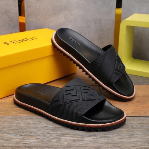 Fendi Slippers For Men #877698