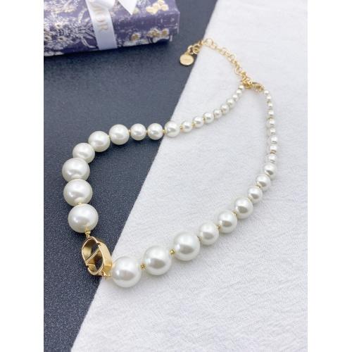 Christian Dior Necklace #877796 $29.00 USD, Wholesale Replica Christian Dior Necklace