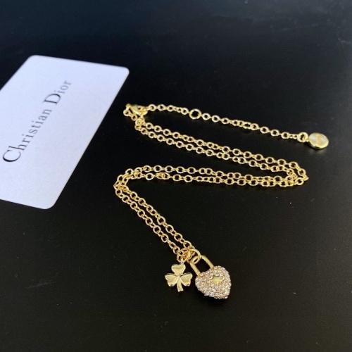 Christian Dior Necklace #877801 $32.00 USD, Wholesale Replica Christian Dior Necklace