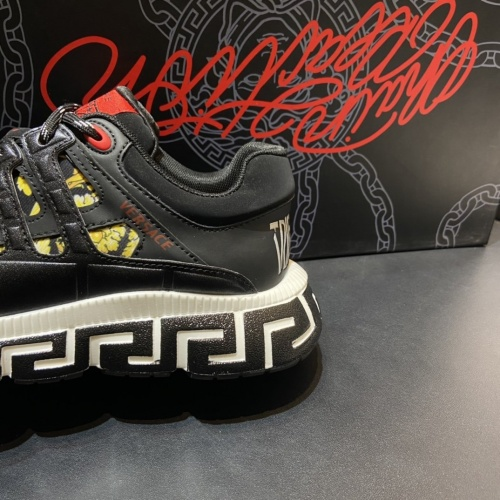 Replica Versace Casual Shoes For Women #877827 $102.00 USD for Wholesale