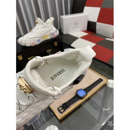 Replica Versace Fashion Shoes For Men #877836 $72.00 USD for Wholesale