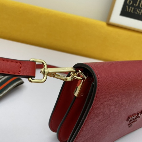 Replica Prada AAA Quality Messeger Bags For Women #877860 $98.00 USD for Wholesale