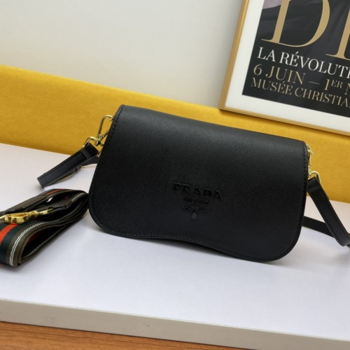 Prada AAA Quality Messeger Bags For Women #877861 $98.00 USD, Wholesale Replica Prada AAA Quality Messeger Bags