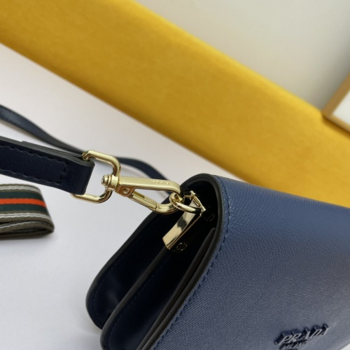 Replica Prada AAA Quality Messeger Bags For Women #877862 $98.00 USD for Wholesale