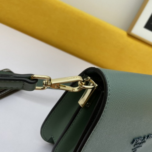 Replica Prada AAA Quality Messeger Bags For Women #877863 $98.00 USD for Wholesale