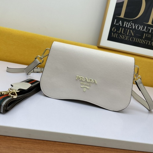 Prada AAA Quality Messeger Bags For Women #877865 $98.00 USD, Wholesale Replica Prada AAA Quality Messeger Bags
