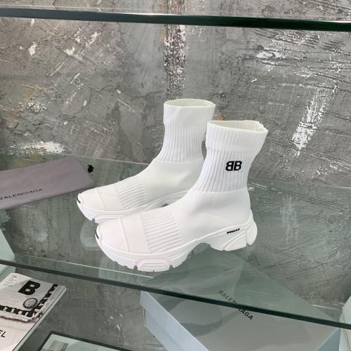 Balenciaga Boots For Men #877880