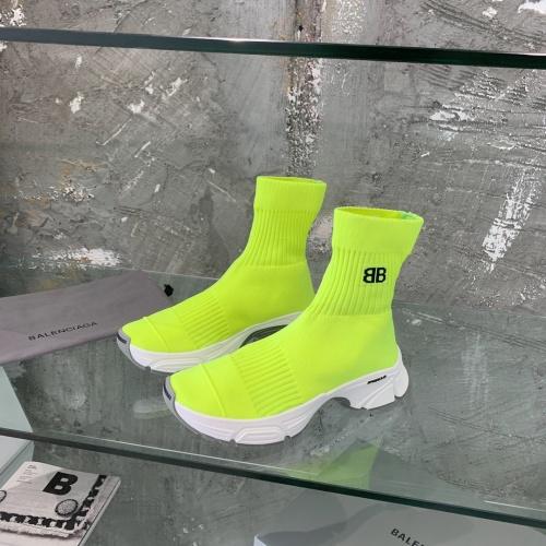 Balenciaga Boots For Men #877881