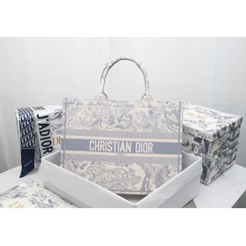 Christian Dior AAA Quality Tote-Handbags For Women #877889