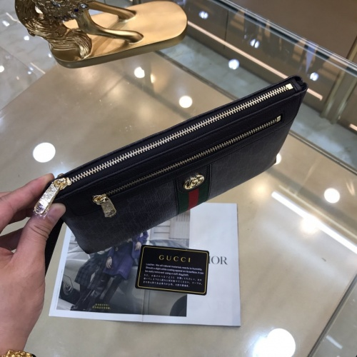 Replica Versace AAA Man Wallets #877914 $72.00 USD for Wholesale