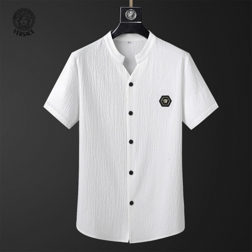 Replica Versace Tracksuits Short Sleeved For Men #878010 $68.00 USD for Wholesale