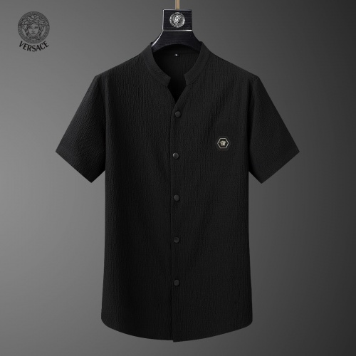 Replica Versace Tracksuits Short Sleeved For Men #878011 $68.00 USD for Wholesale