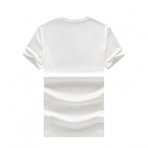 Replica Versace T-Shirts Short Sleeved For Men #878032 $25.00 USD for Wholesale
