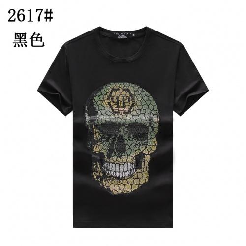 Philipp Plein PP T-Shirts Short Sleeved For Men #878034