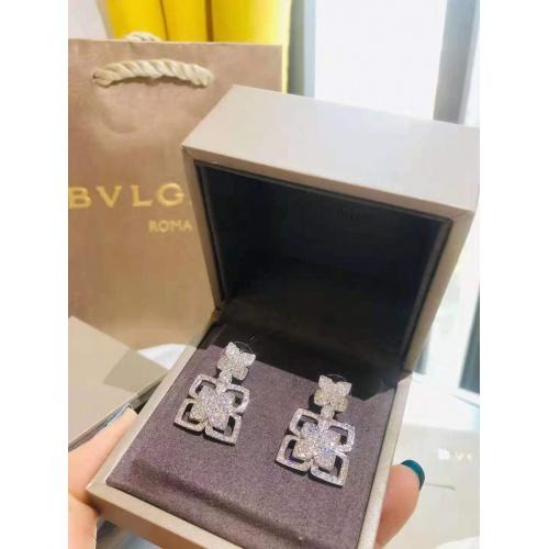 Bvlgari Earrings #878099 $45.00 USD, Wholesale Replica Bvlgari Earrings
