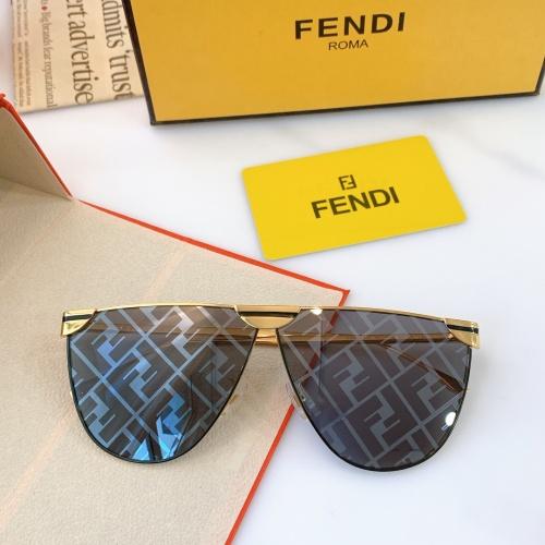 Fendi AAA Quality Sunglasses #878208